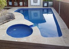 Pool coping renovation – Seaforth