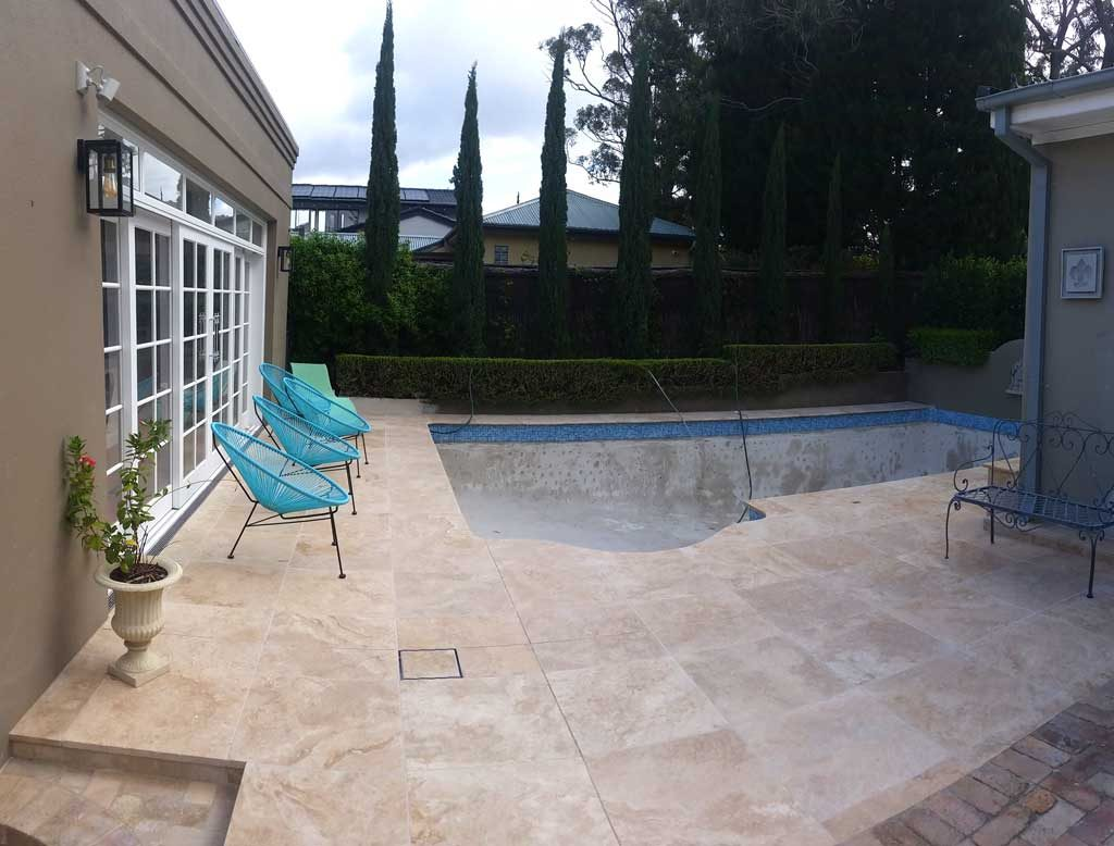 Pool renovation North Shore