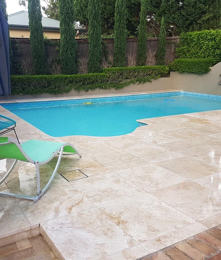 Pool Renovation – North Shore