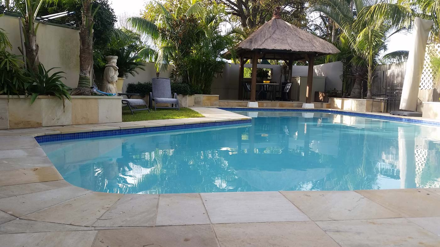 Northern Beaches pool renovation
