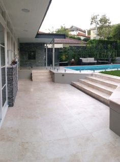 Pool Renovation and Paving – North Shore