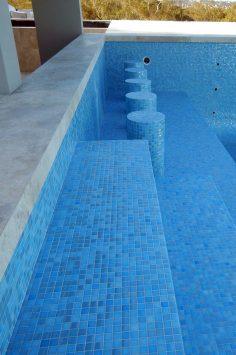Pool Surround & Steps