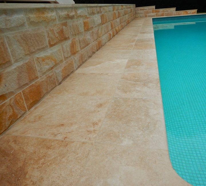 Pool and Surrounds Renovation, North Shore