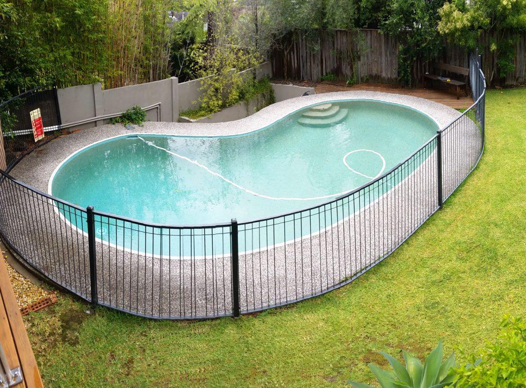 Before Pool Renovations
